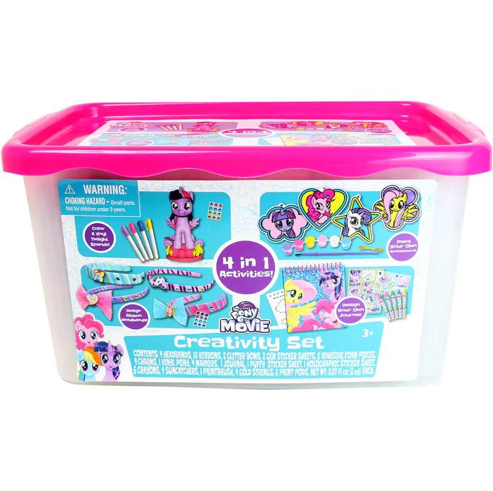 שלי Little Pony Creativity Set