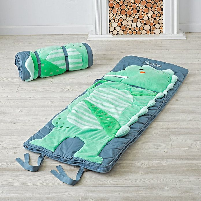 ארץ of Nod Wild Dinosaur Toddler Sleeping Bag
