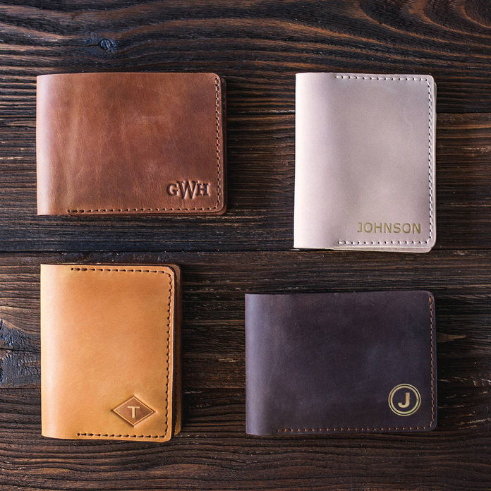 SoGoodSoWood - Leather Wallet