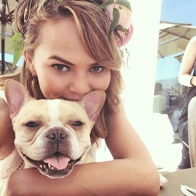 Chrissy Teigen and Pippa