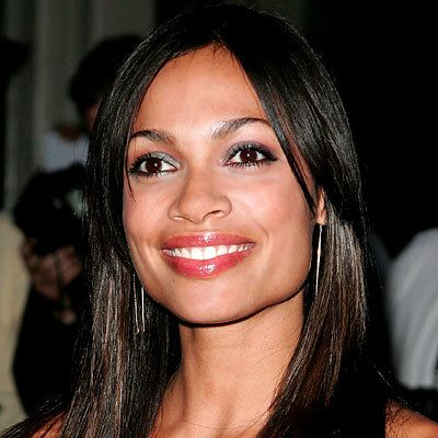 שיער, flat iron, Rosario Dawson, beauty, daily beauty flash