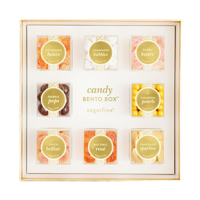 Sugarfina Candy 8-Piece Bento Box