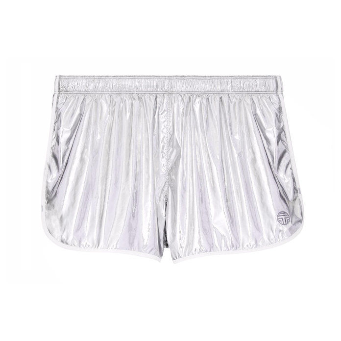 טורי Sport METALLIC NYLON SHORTS