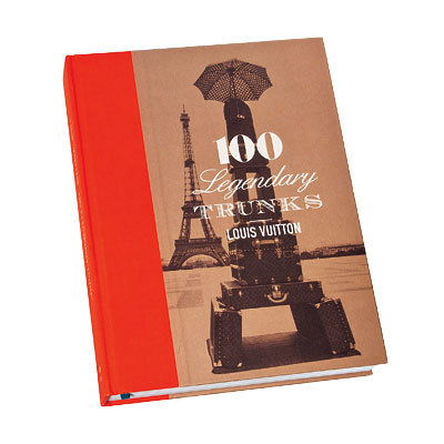 ルイ Vuitton: 100 Legendary Trunks - Book - ideas for go to gifts - holiday shopping