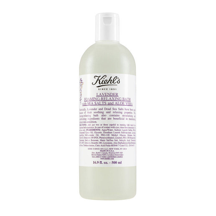 של קיהל Lavender Foaming Bath