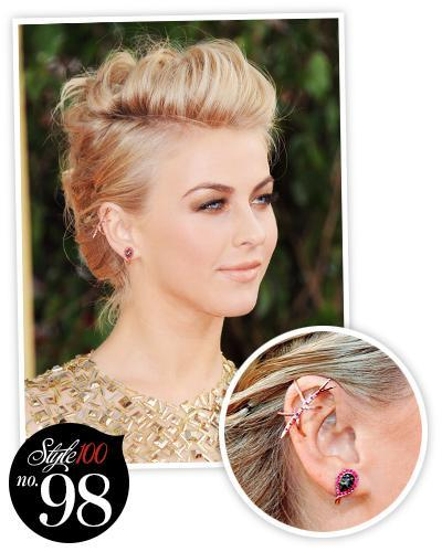 スタイル 100 - Ear Cuffs - Julliane Hough