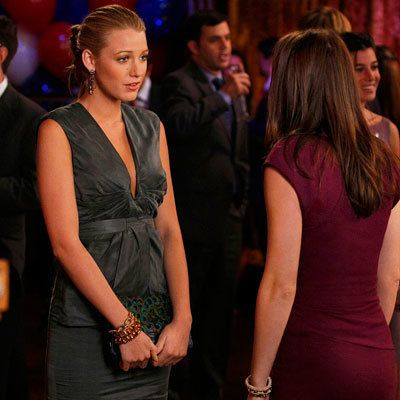잡담 Girl - Episode 8 - Blake Lively - Leighton Meester