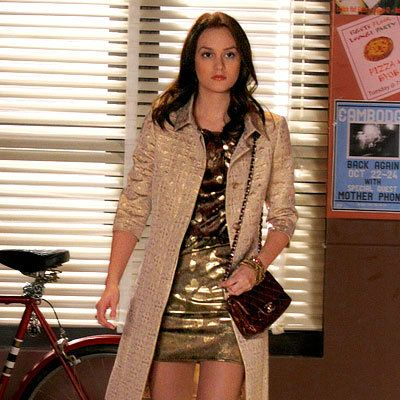 잡담 Girl - Episode 8 - Leighton Meester