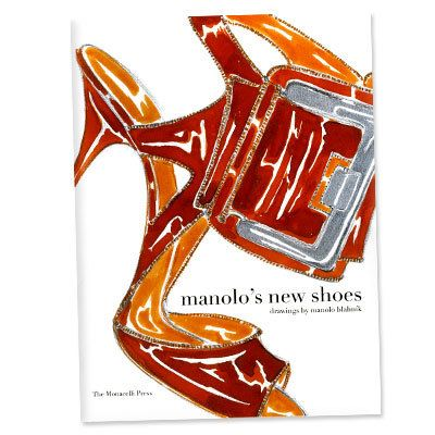 マノロ New Shoes - Book - ideas for go to gifts - holiday shopping