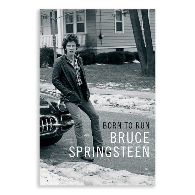 うまれた to Run by Bruce Springsteen