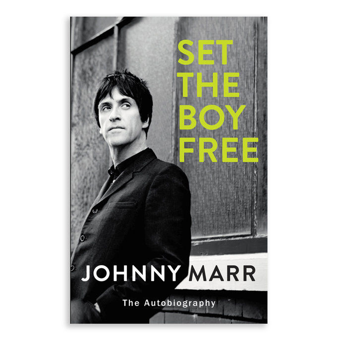 セット the Boy Free by Johnny Marr