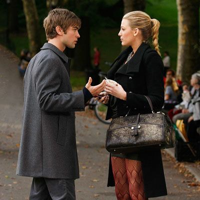 잡담 Girl - Episode 10 - Chace Crawford - Blake Lively