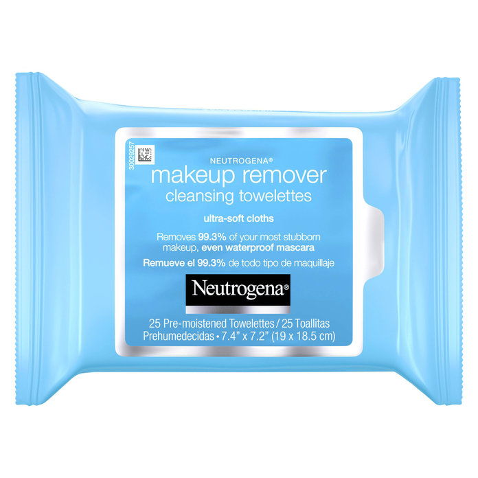 뉴트로지나 Makeup Remover Cleansing Towelettes