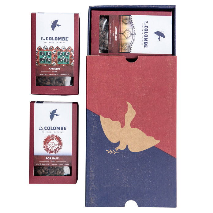 La Colombe Alliance Blends Gift Box
