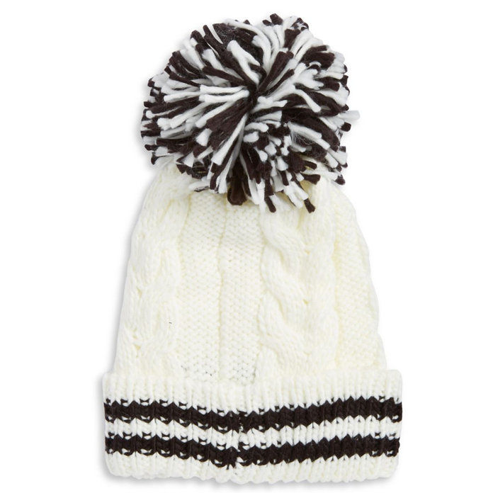 סטיב MADDEN STRIPED BEANIE