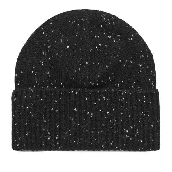 COS SPECKLED CASHMERE HAT