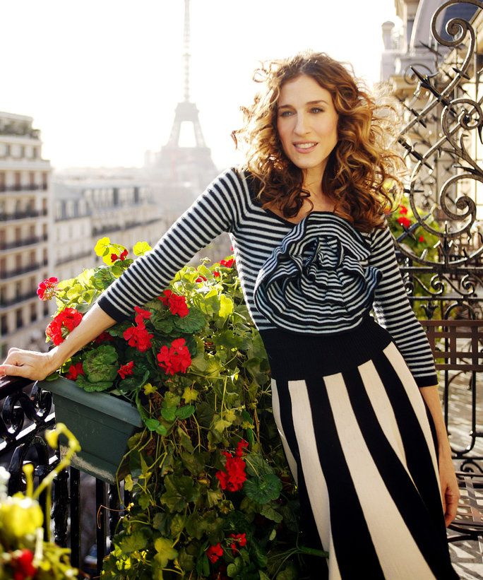 スタイル Lessons from Carrie Bradshaw - LEAD