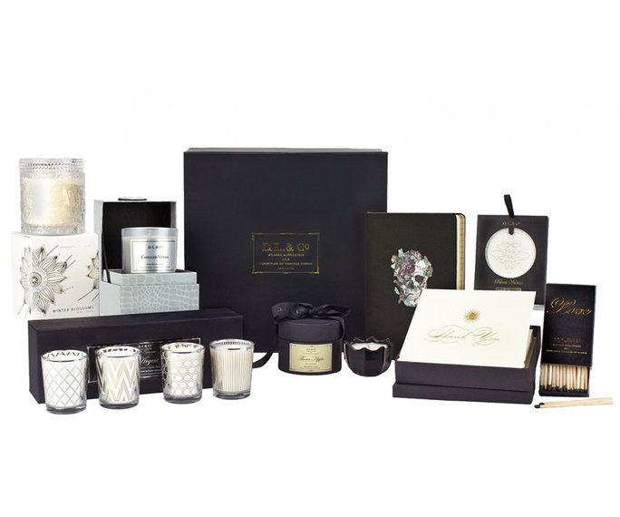 D.L. & Co. Holiday Gift Box