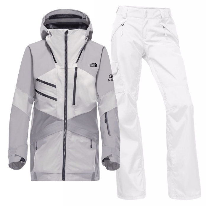 그만큼 North Face Tonal Ski Duo