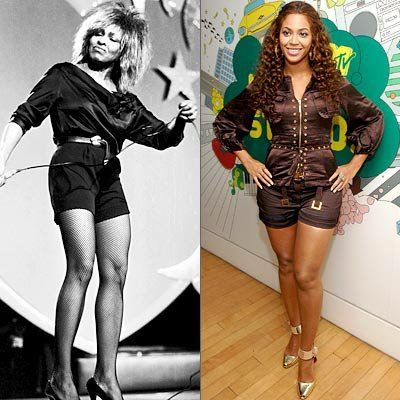 비욘세, Tina Turner, Rocker Chick Chic, celebrity style, Cosmopolitan, Kennedy Center Honors