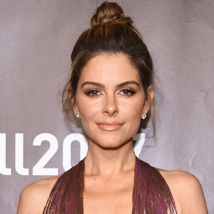 סלבס Who Revealed Health Issues in 2017 - Maria Menounos