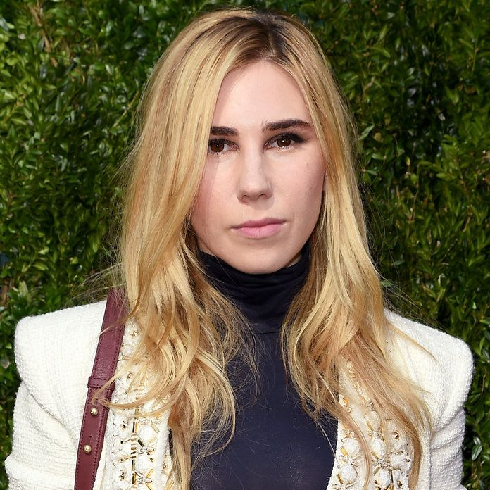 סלבס Who Revealed Health Issues in 2017 - Zosia Mamet