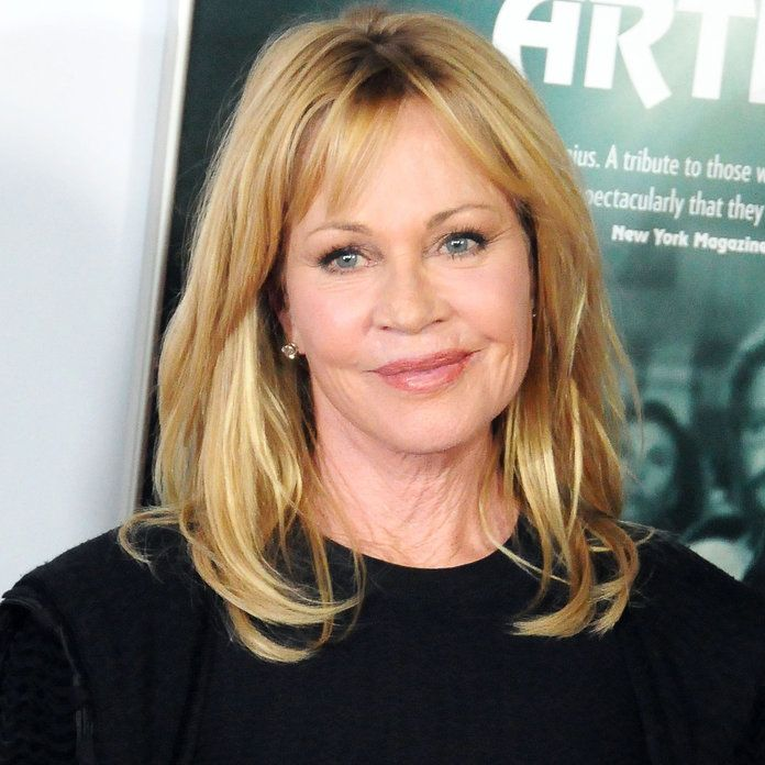 סלבס Who Revealed Health Issues in 2017 - Melanie Griffith