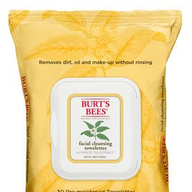 버트's Bees Facial Cleansing Towelettes