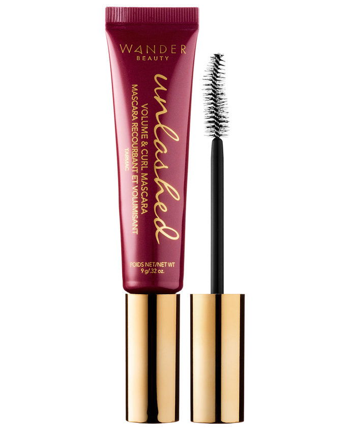 ワンダー Beauty Unlashed Volume & Curl Mascara