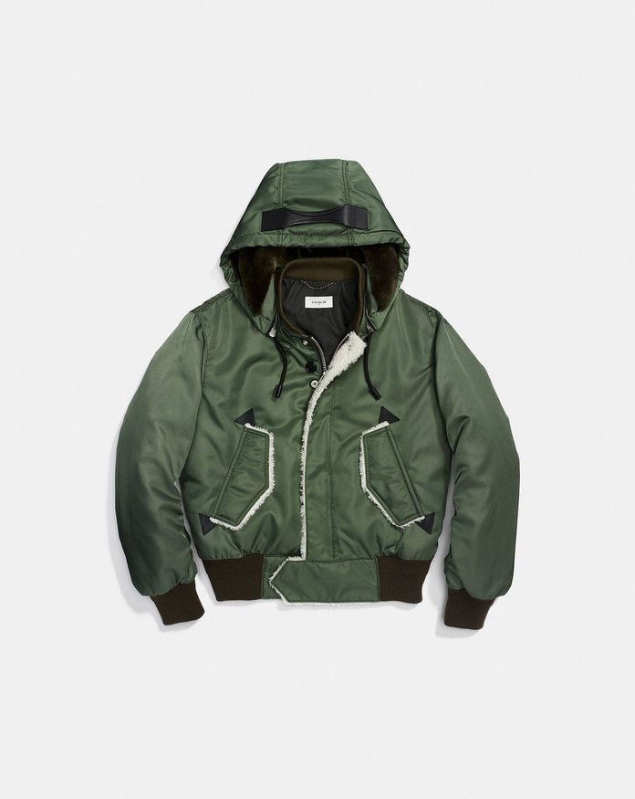 코치 1941 Lo Fi Sheriff Jacket