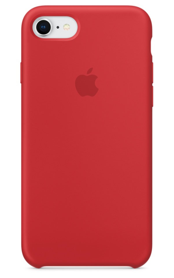 סיליקון (Product) Red Case by Apple