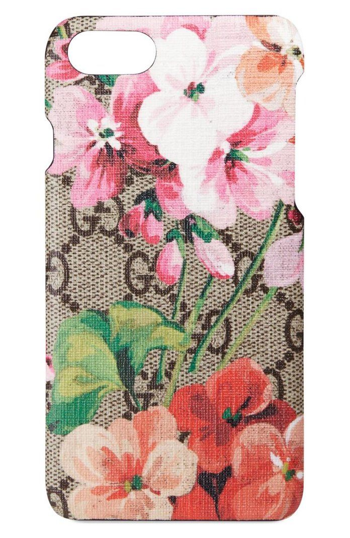 גוצ'י GG Blooms iPhone 7 Case