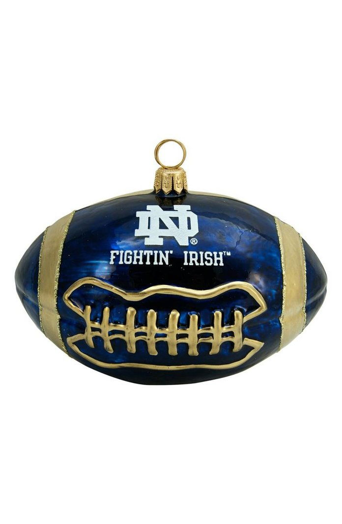 즐거움 TO THE WORLD COLLECTIBLES College Football' Ornament