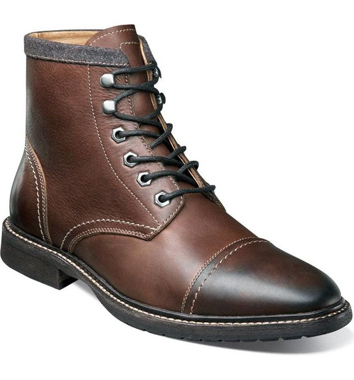 פלורשים 'Indie' Cap Toe Boot