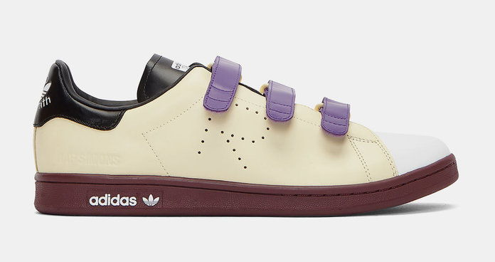 아디다스 BY RAF SIMONS Stan Smith Comfort Leather Sneakers