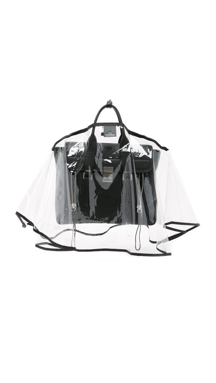 그만큼 Handbag Raincoat Large City Slicker Handbag Raincoat
