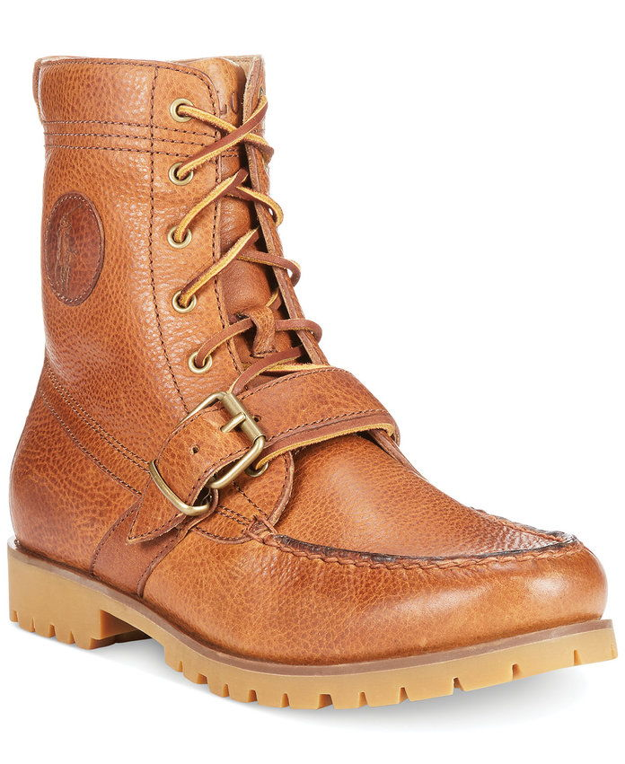 פולו Ralph Lauren Men's Ranger Boot