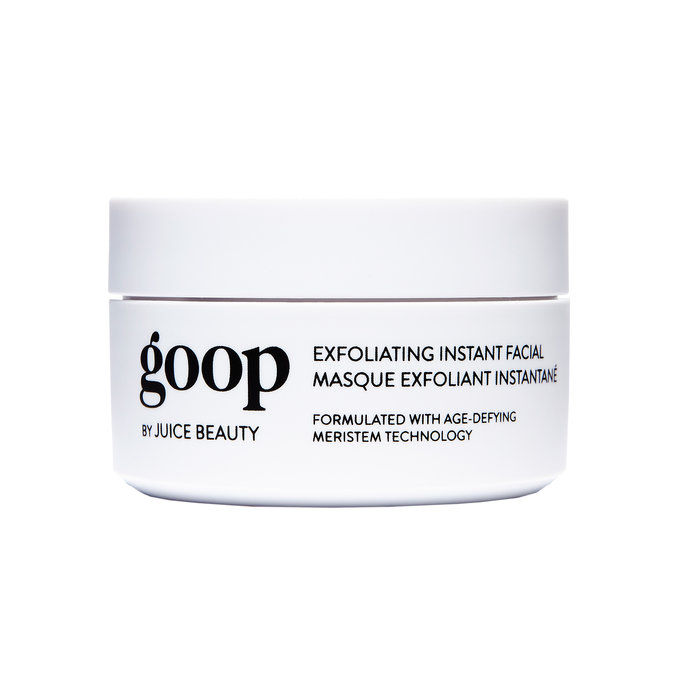 גווינת Loves... Goop Exfoliating Instant Facial