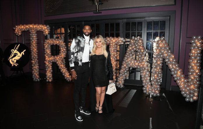 חלואה Kardashian Tristan Thompson Birthday