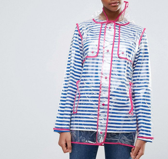 QED London Raincoat
