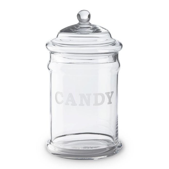 ויליאמס Sonoma Glass Candy Jar