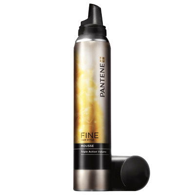 トリプル ACTION VOLUME MOUSSE