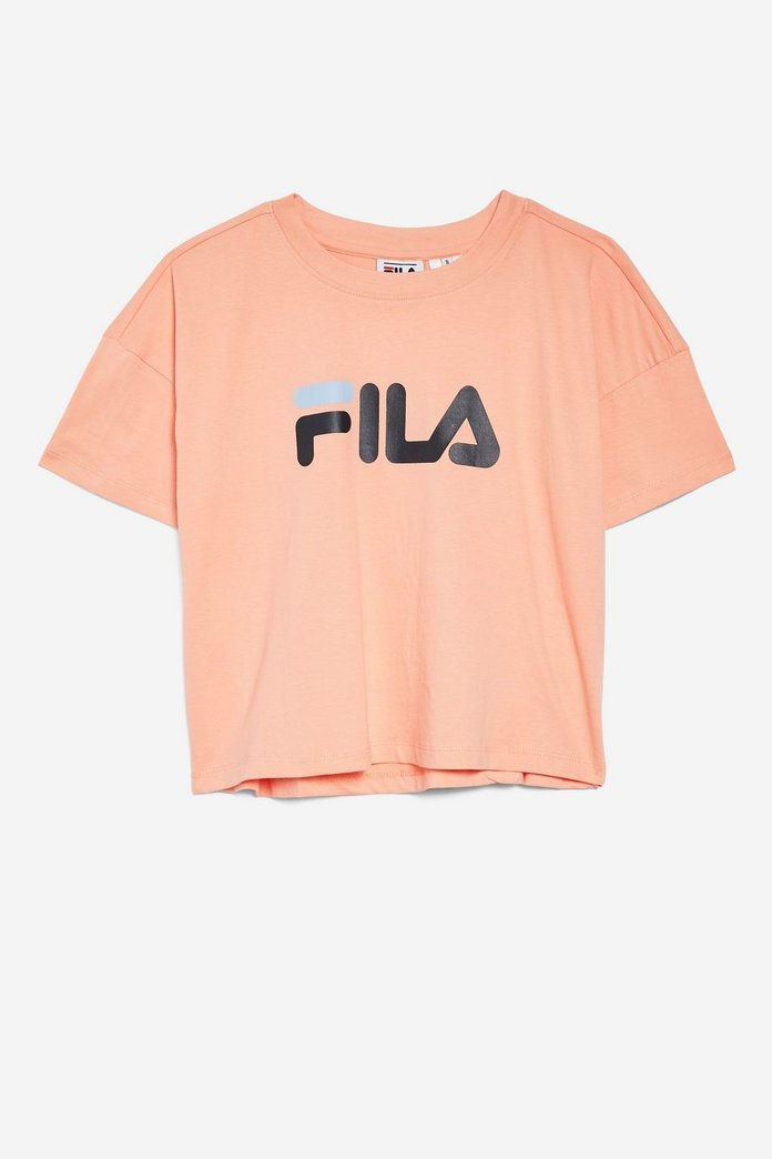 作物 Logo T-Shirt by Fila